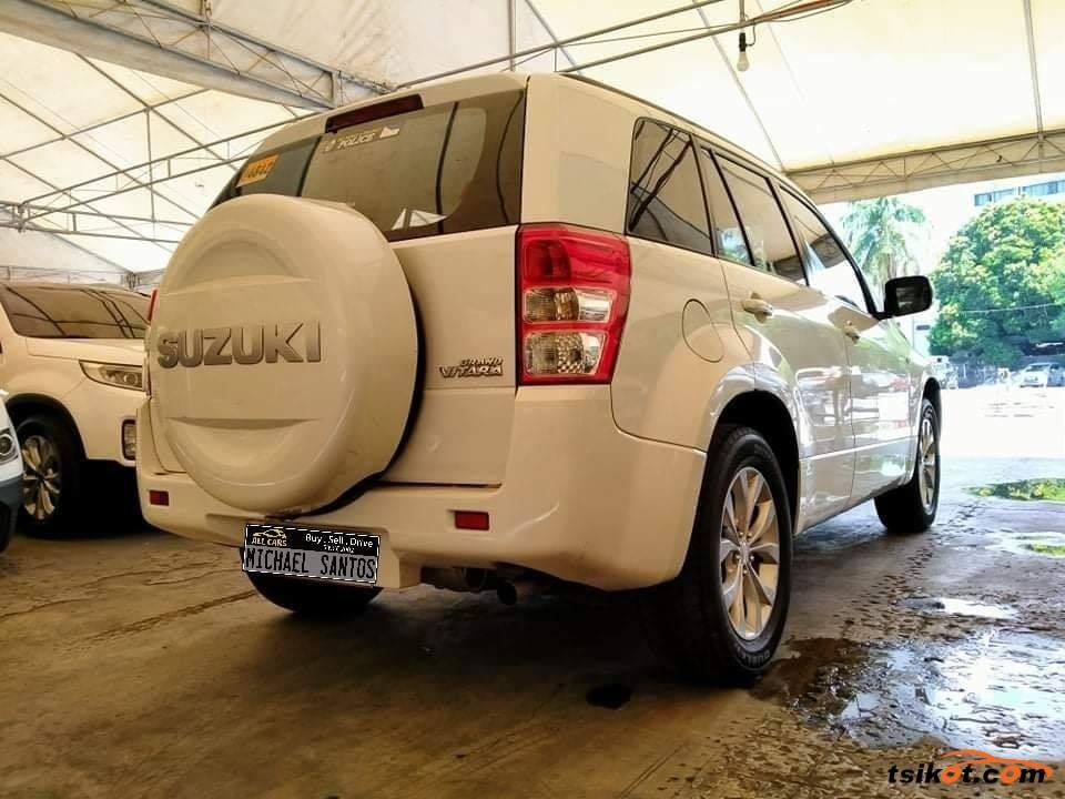 Suzuki Grand Vitara 2015 - 7