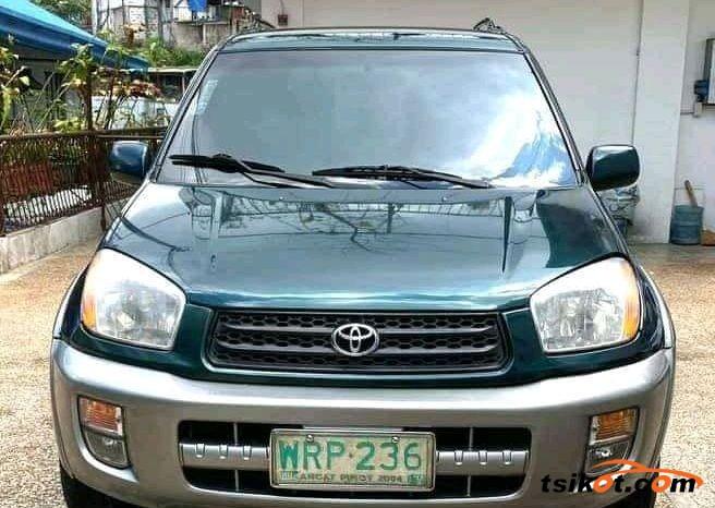 Toyota Rav4 2000 - 2