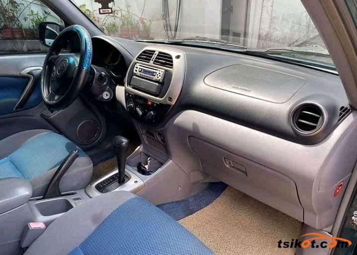 Toyota Rav4 2000 - 4