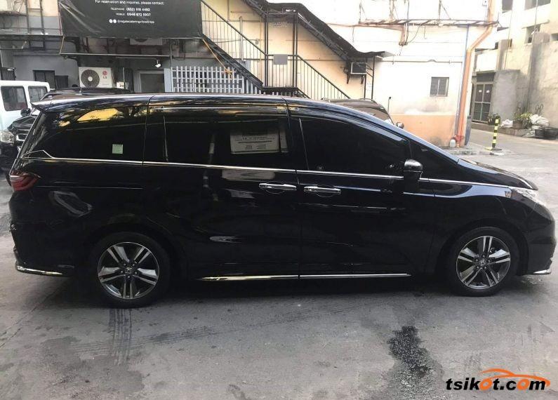 Honda Odyssey 2017 - 2