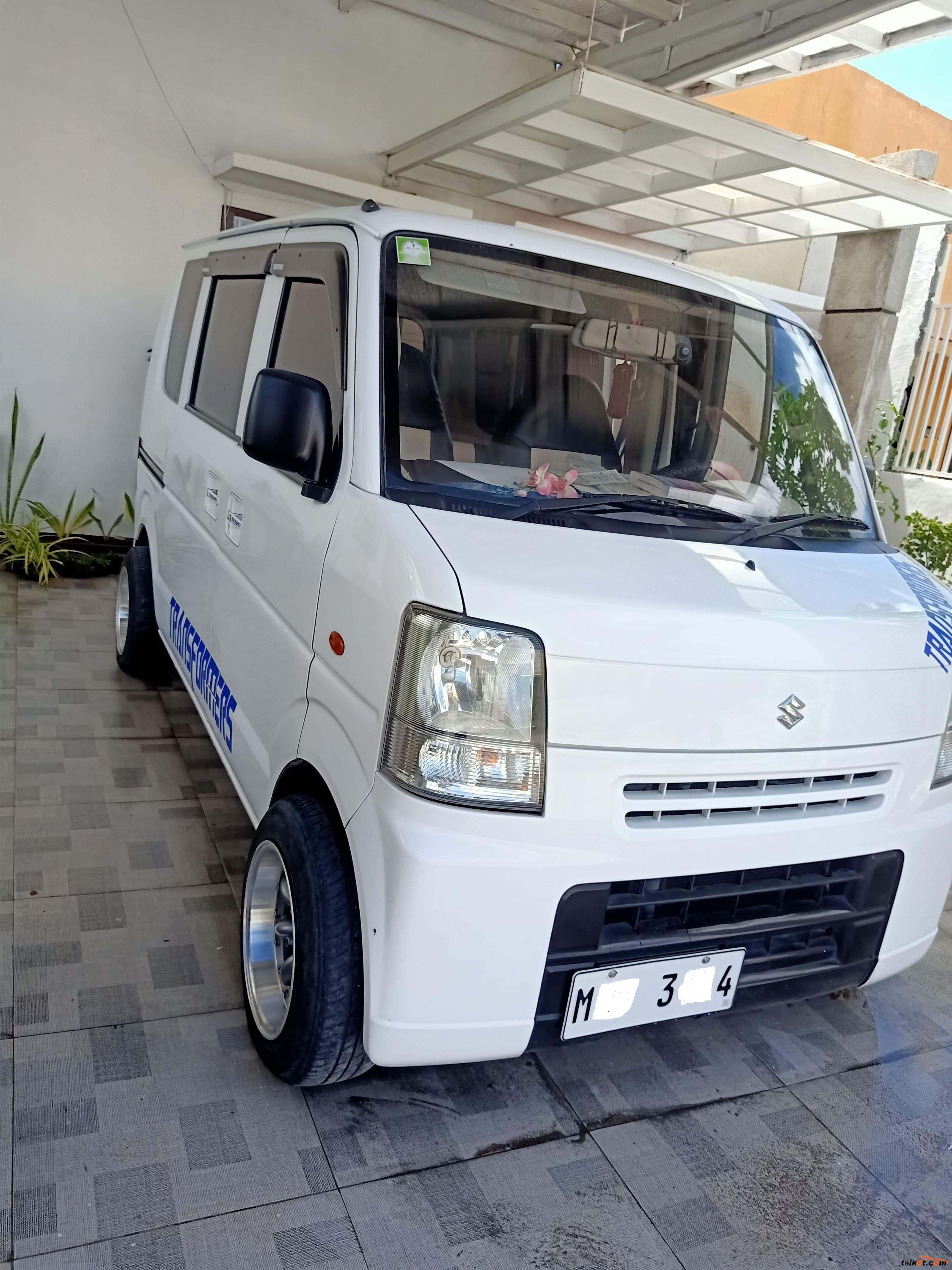 Suzuki Multi-Cab 2017 - 1