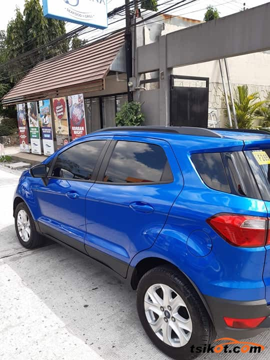 Ford Ecosport 2018 - 2