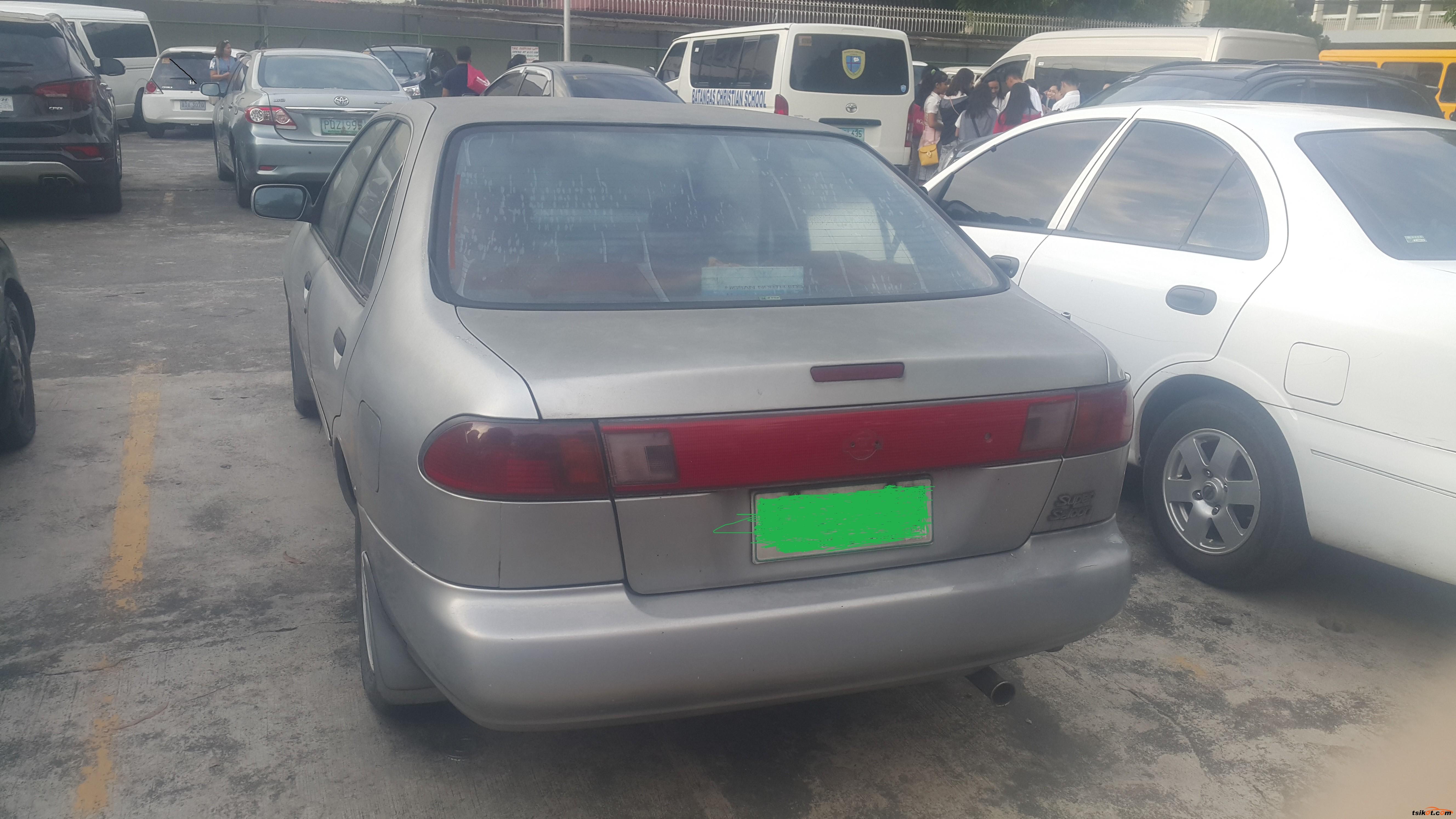 Nissan Sentra 1997 - 2