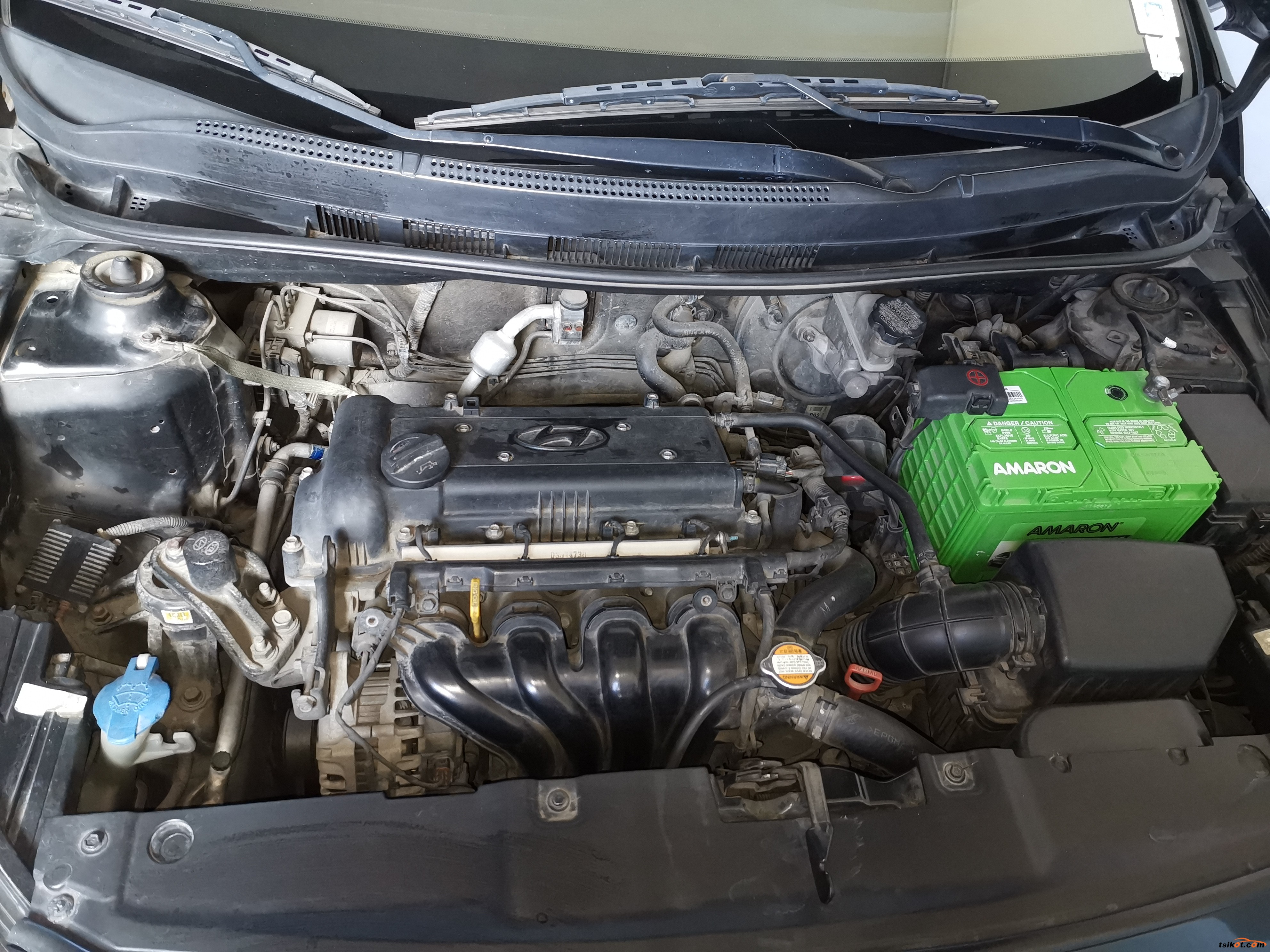 Hyundai Accent 2011 - 8