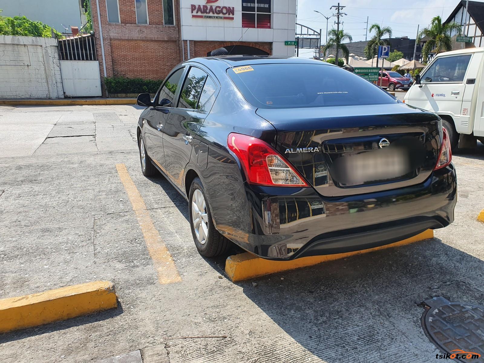 Nissan Almera 2015 - 3