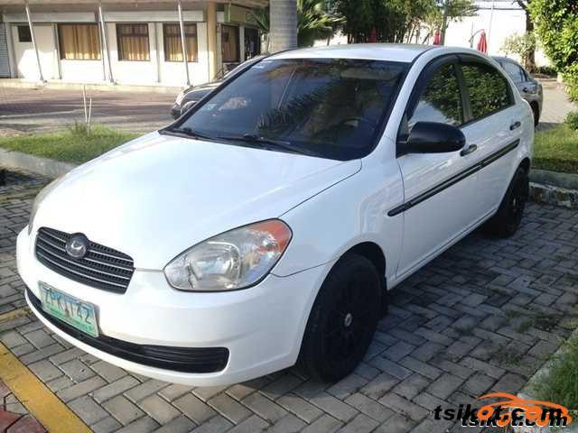 Hyundai Accent 2008 - 1