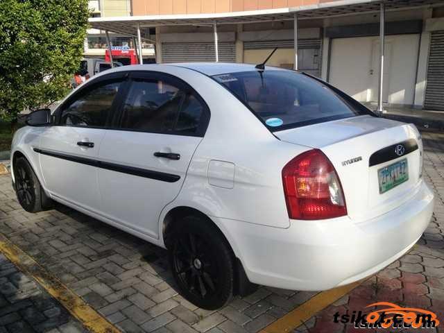 Hyundai Accent 2008 - 3