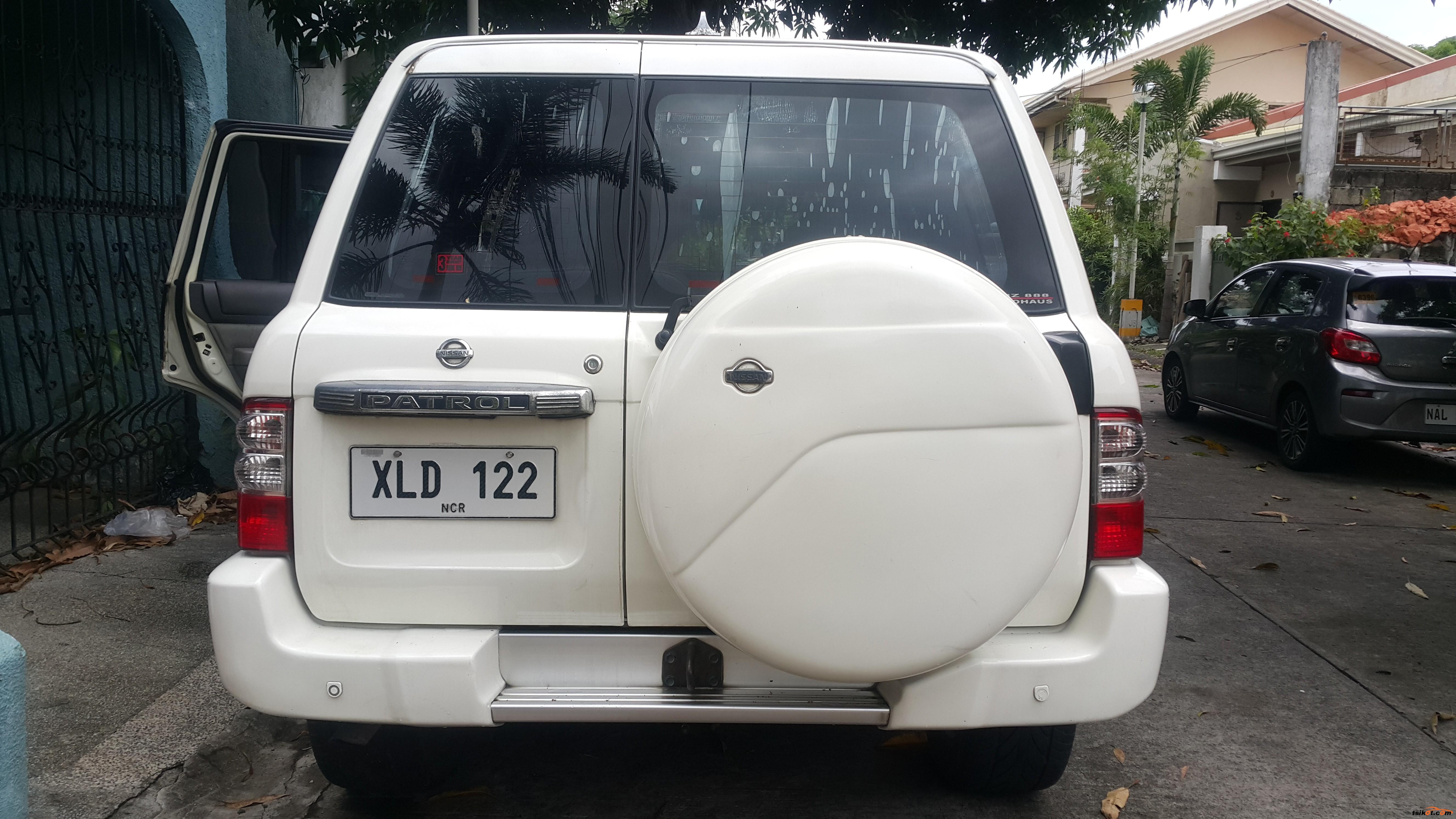 Nissan Patrol 2003 - 3