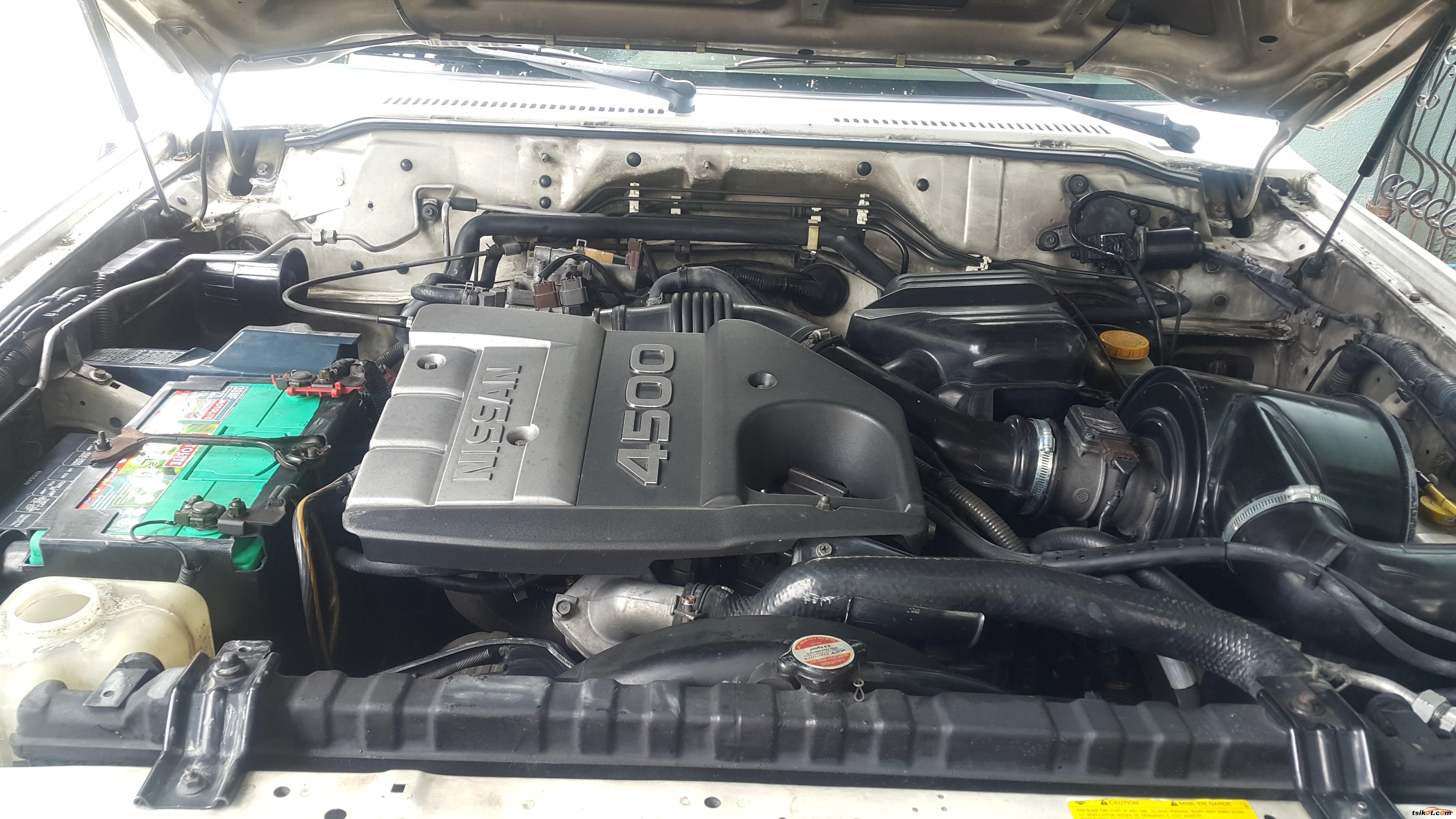 Nissan Patrol 2003 - 7