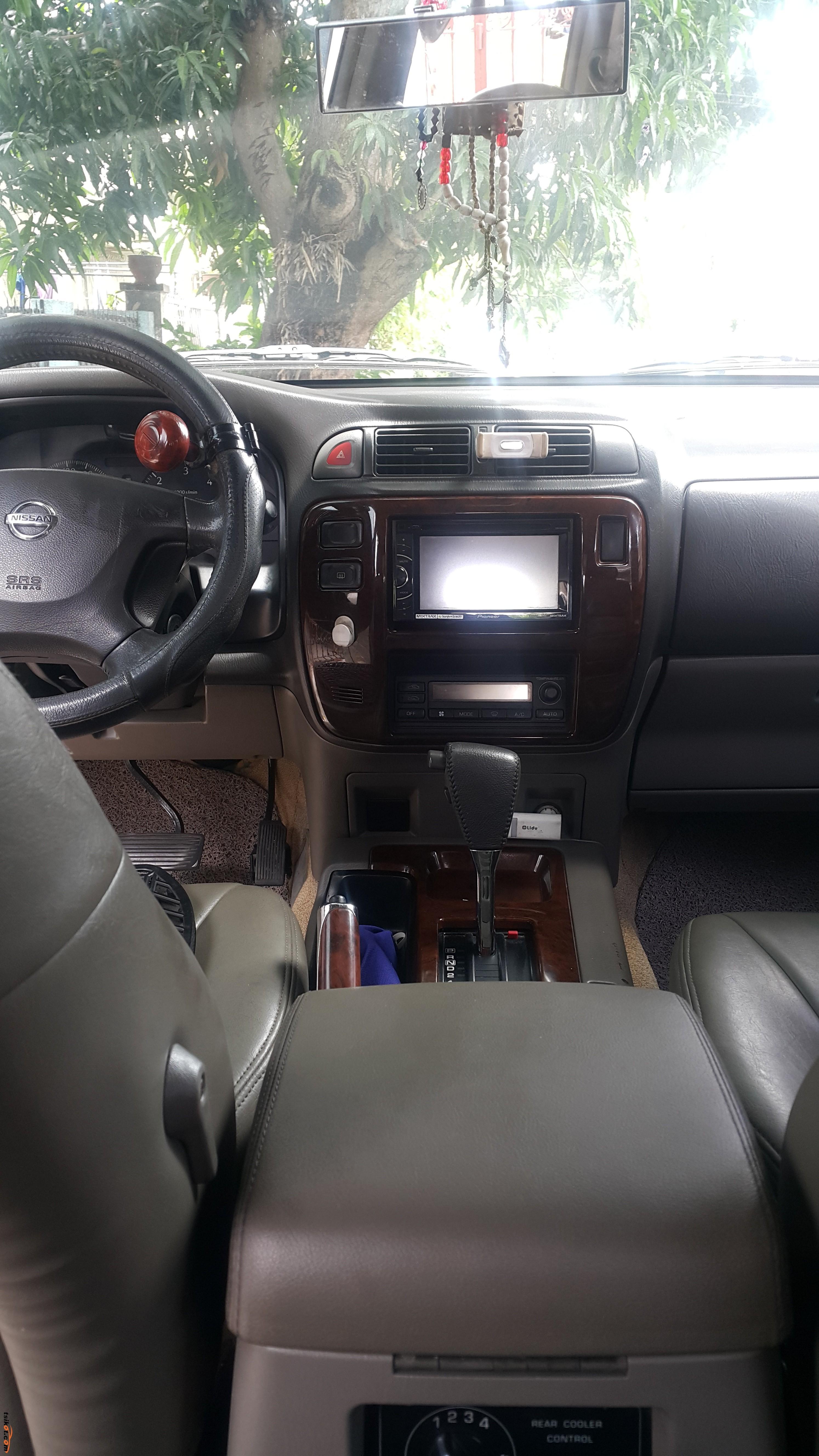 Nissan Patrol 2003 - 8