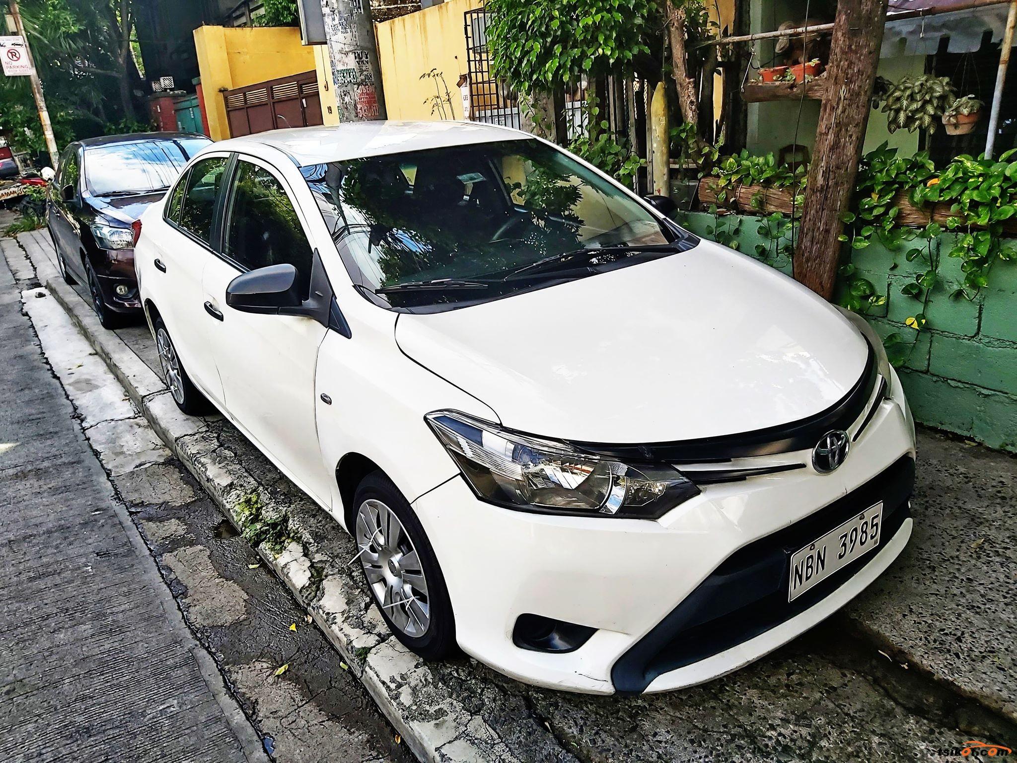 Toyota Vios 2016 - 9