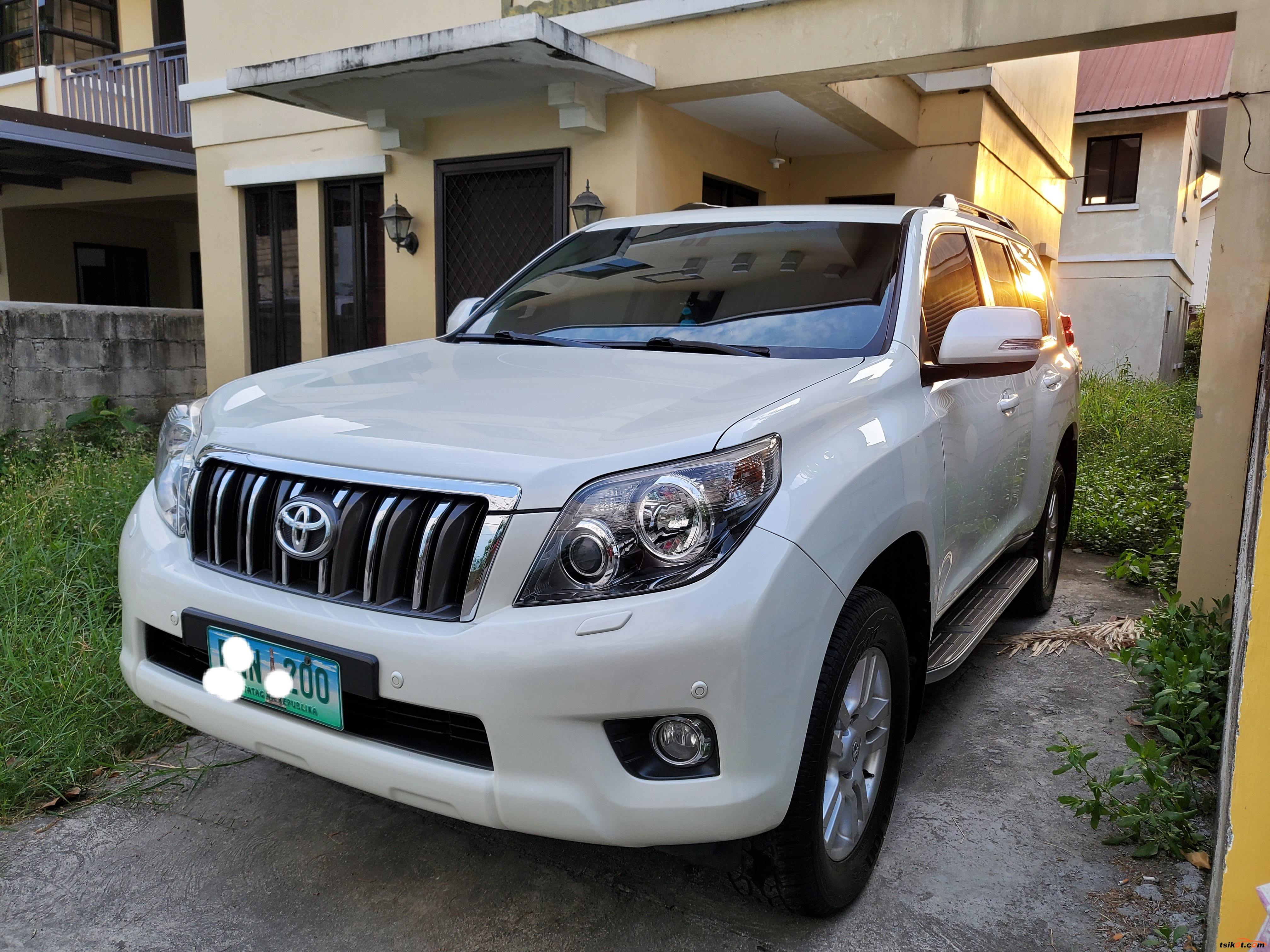 Toyota Land Cruiser Prado 2015 - 1