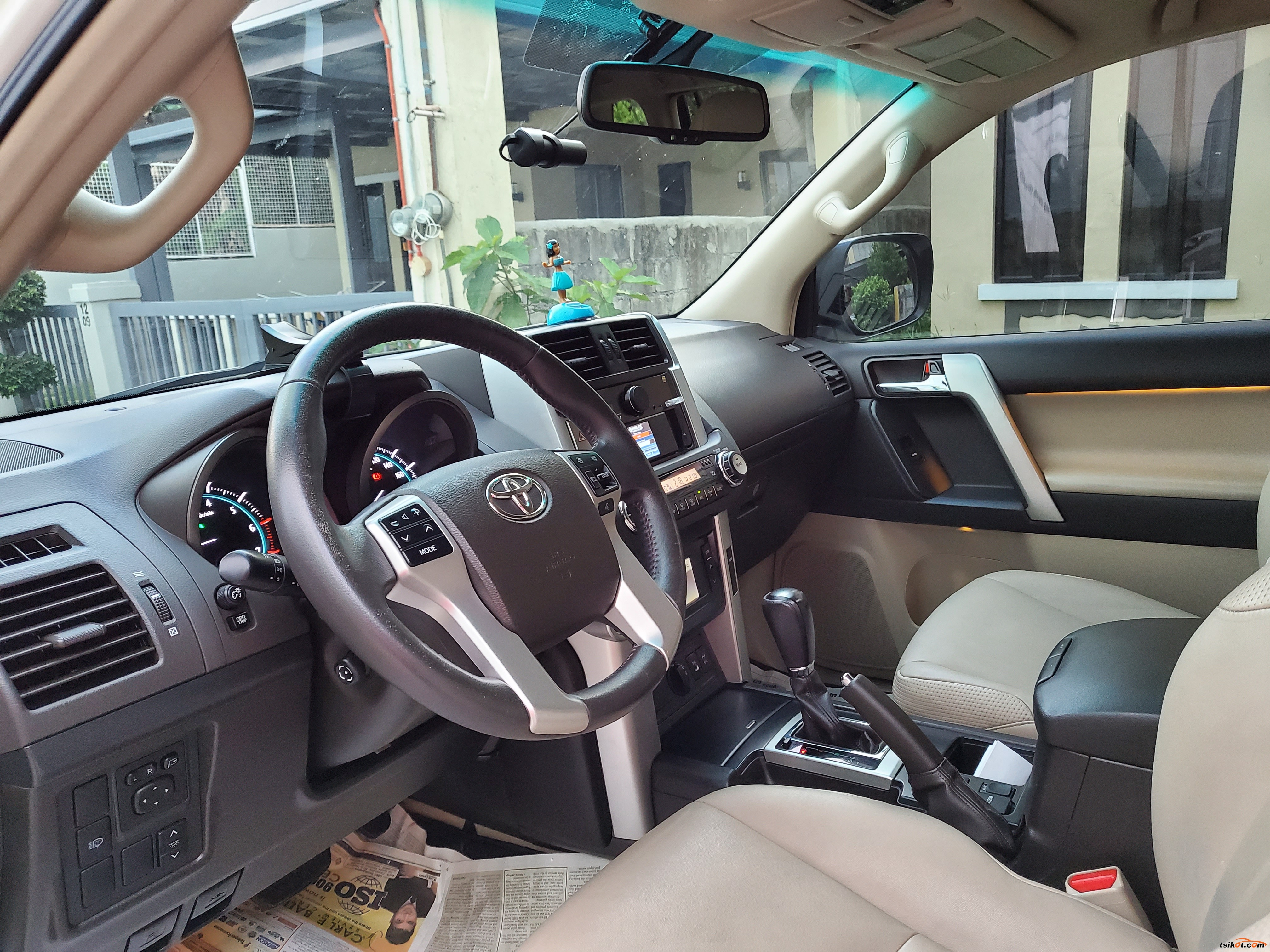 Toyota Land Cruiser Prado 2015 - 3