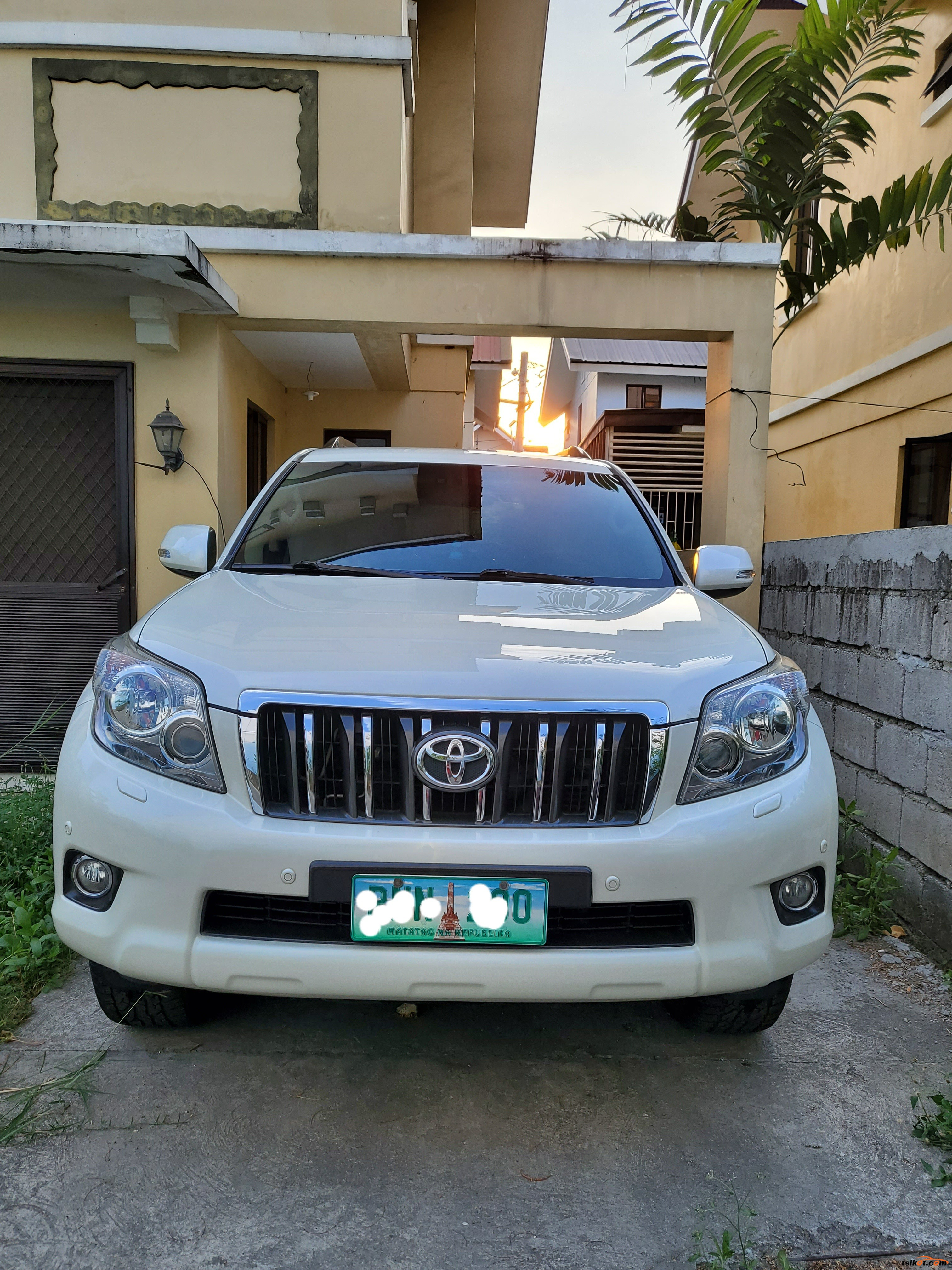 Toyota Land Cruiser Prado 2015 - 6