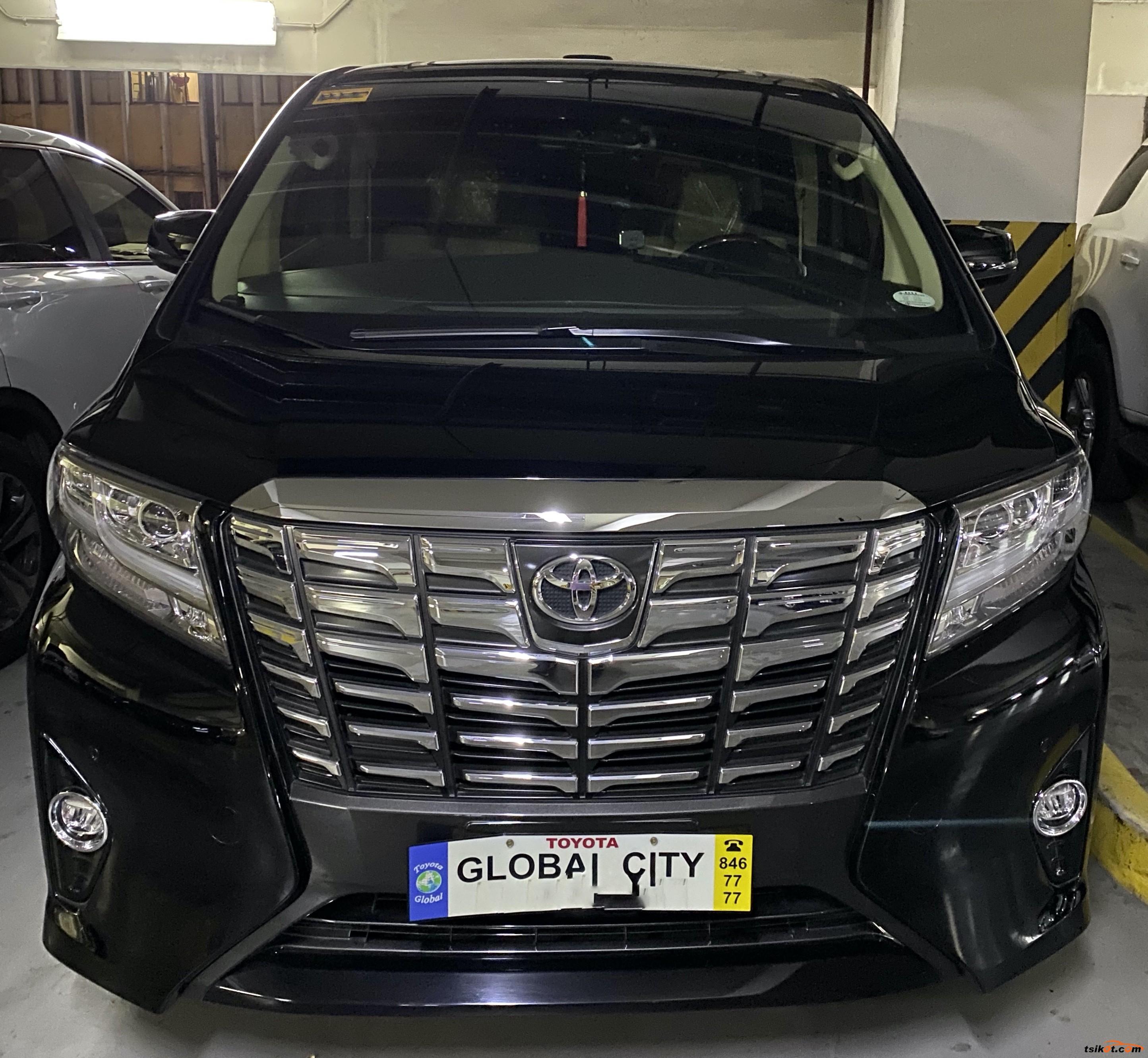 Toyota Alphard 2017 - 9