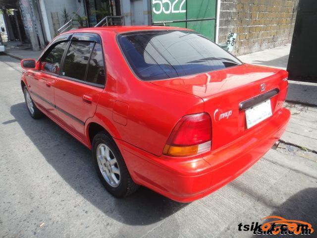 Honda City 1999 - 1