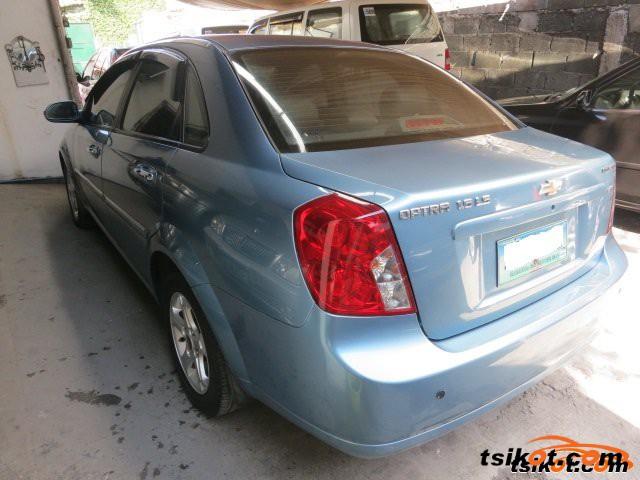 Chevrolet Optra 2009 - 4