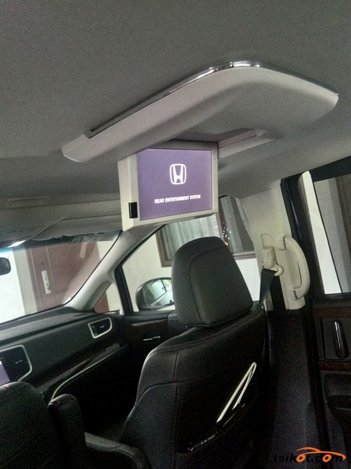 Honda Odyssey 2015 - 1