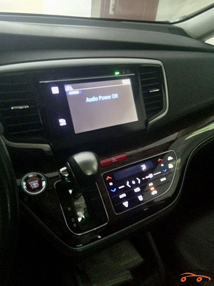 Honda Odyssey 2015 - 2
