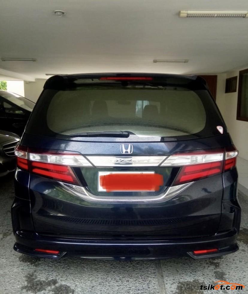 Honda Odyssey 2015 - 7