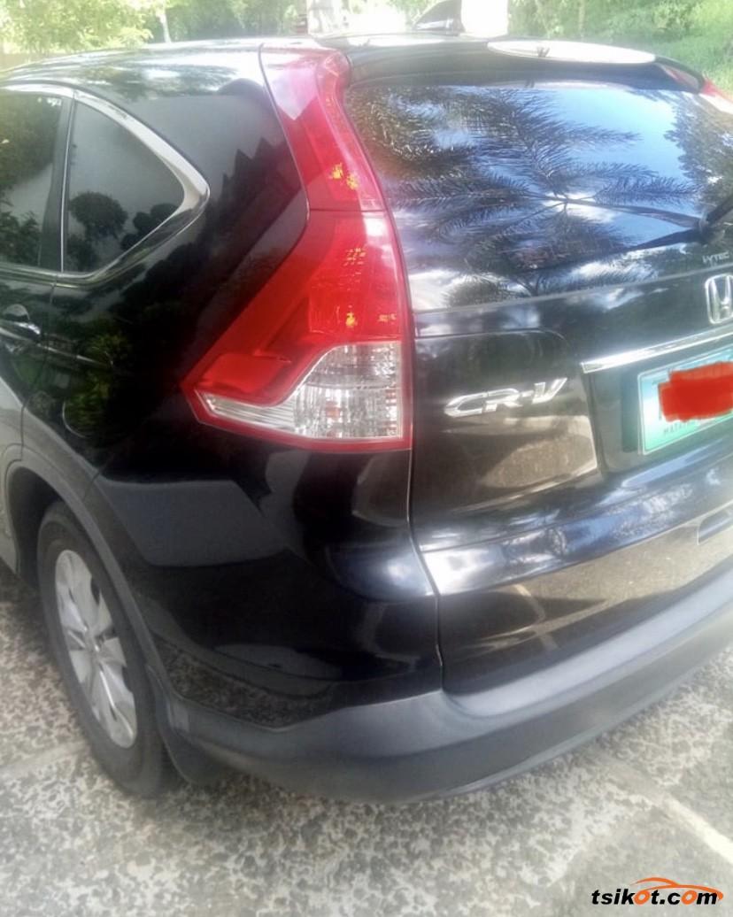 Honda Cr-V 2012 - 10