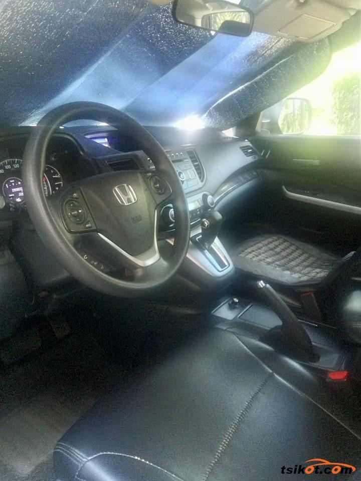 Honda Cr-V 2012 - 5