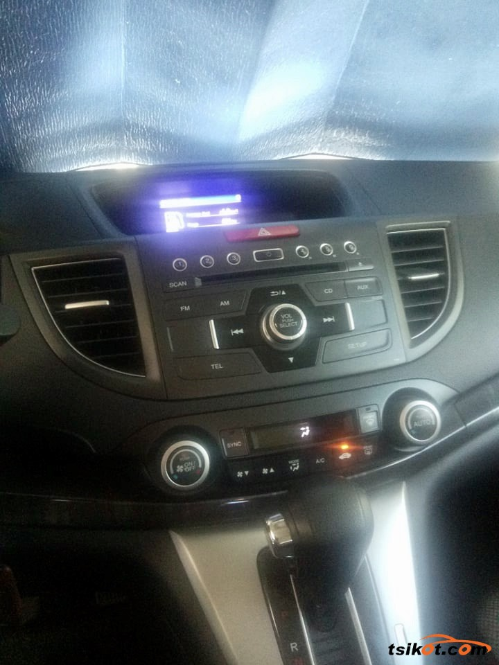 Honda Cr-V 2012 - 6
