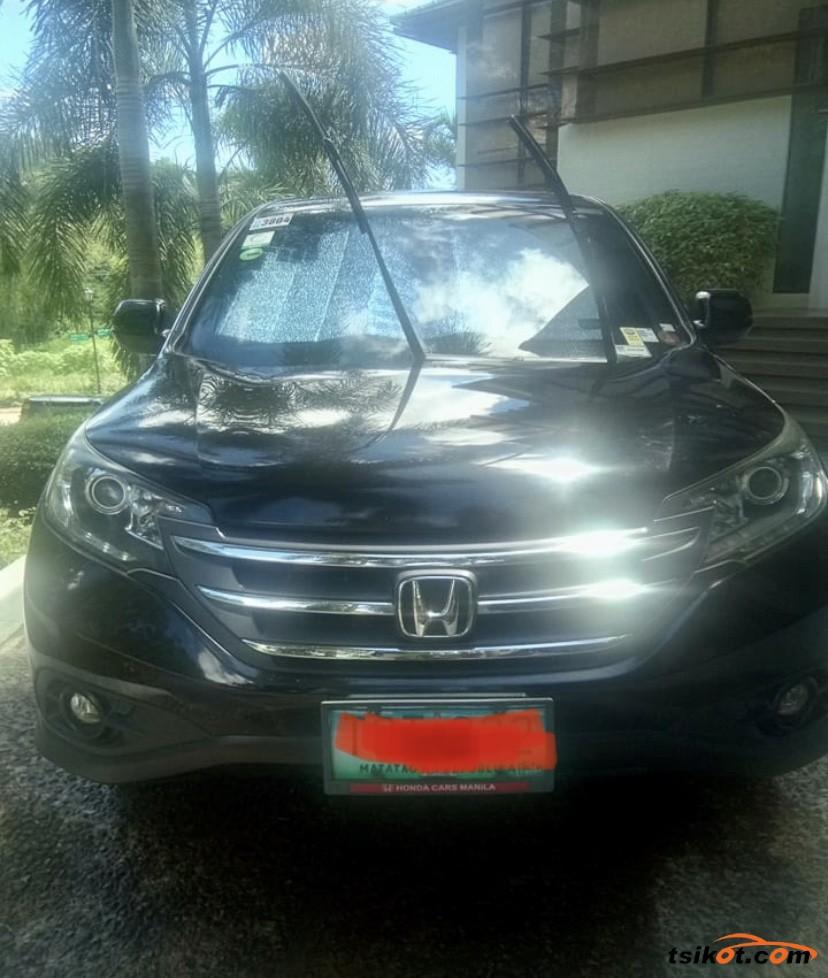 Honda Cr-V 2012 - 8