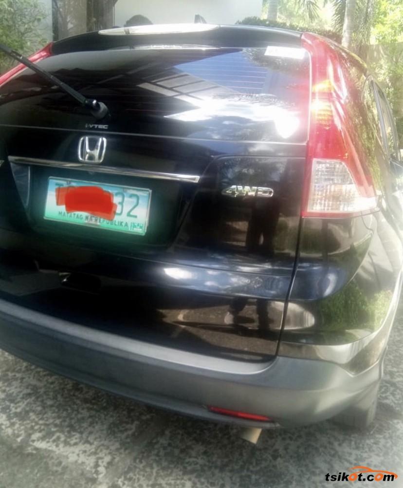 Honda Cr-V 2012 - 9