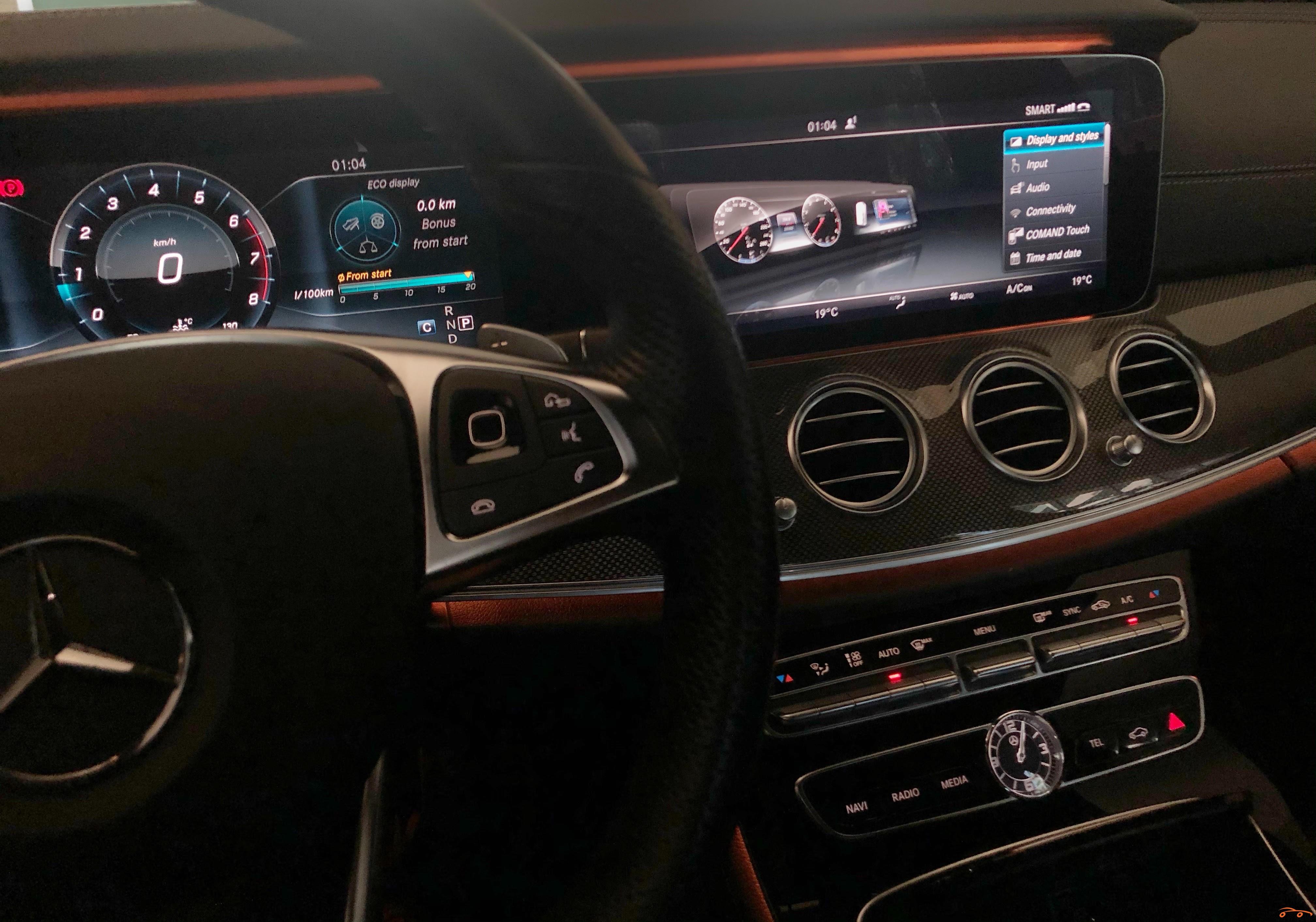 Mercedes-Benz E-Class 2018 - 4