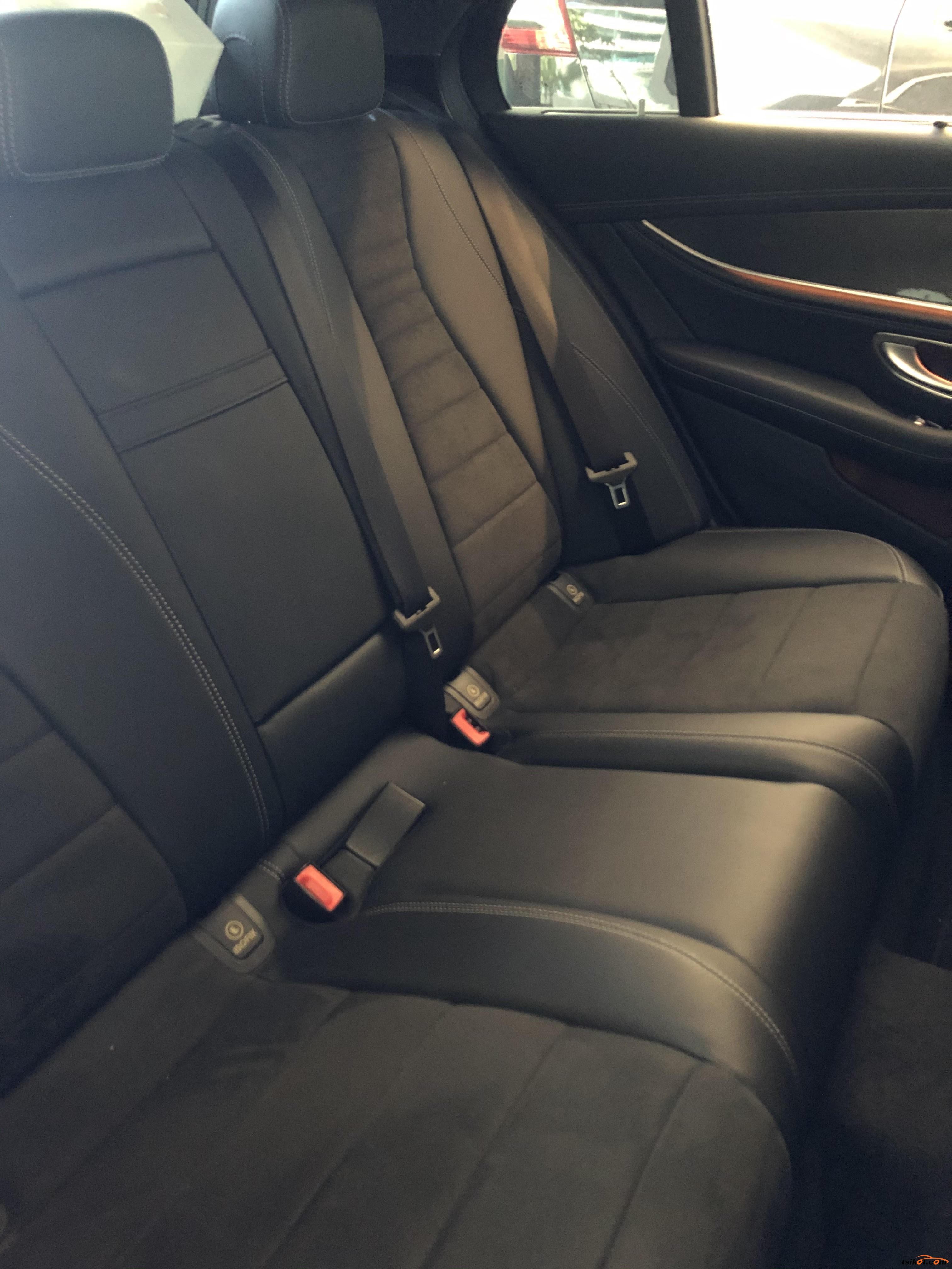 Mercedes-Benz E-Class 2018 - 6