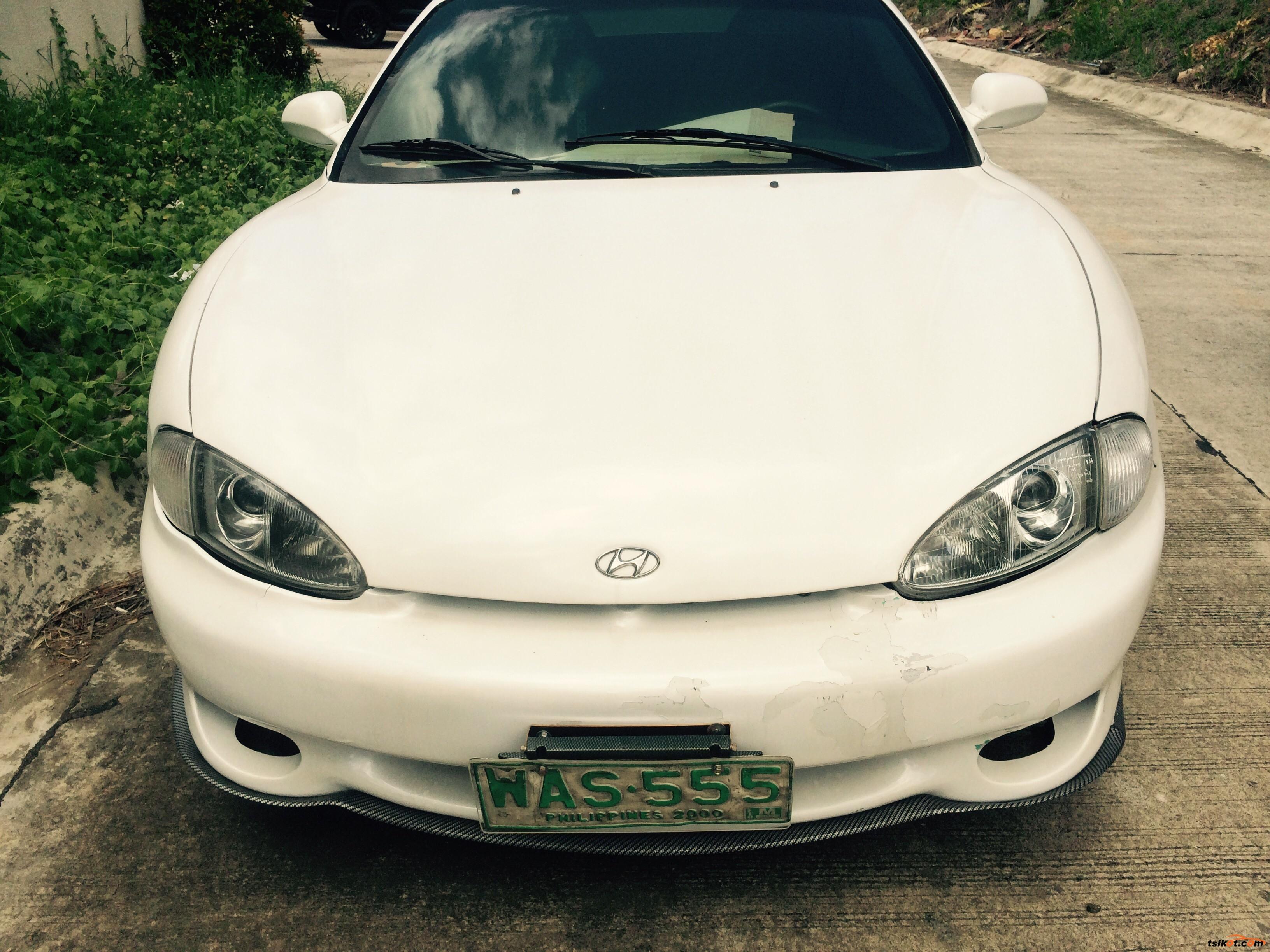 Hyundai Tiburon 1998 - 7