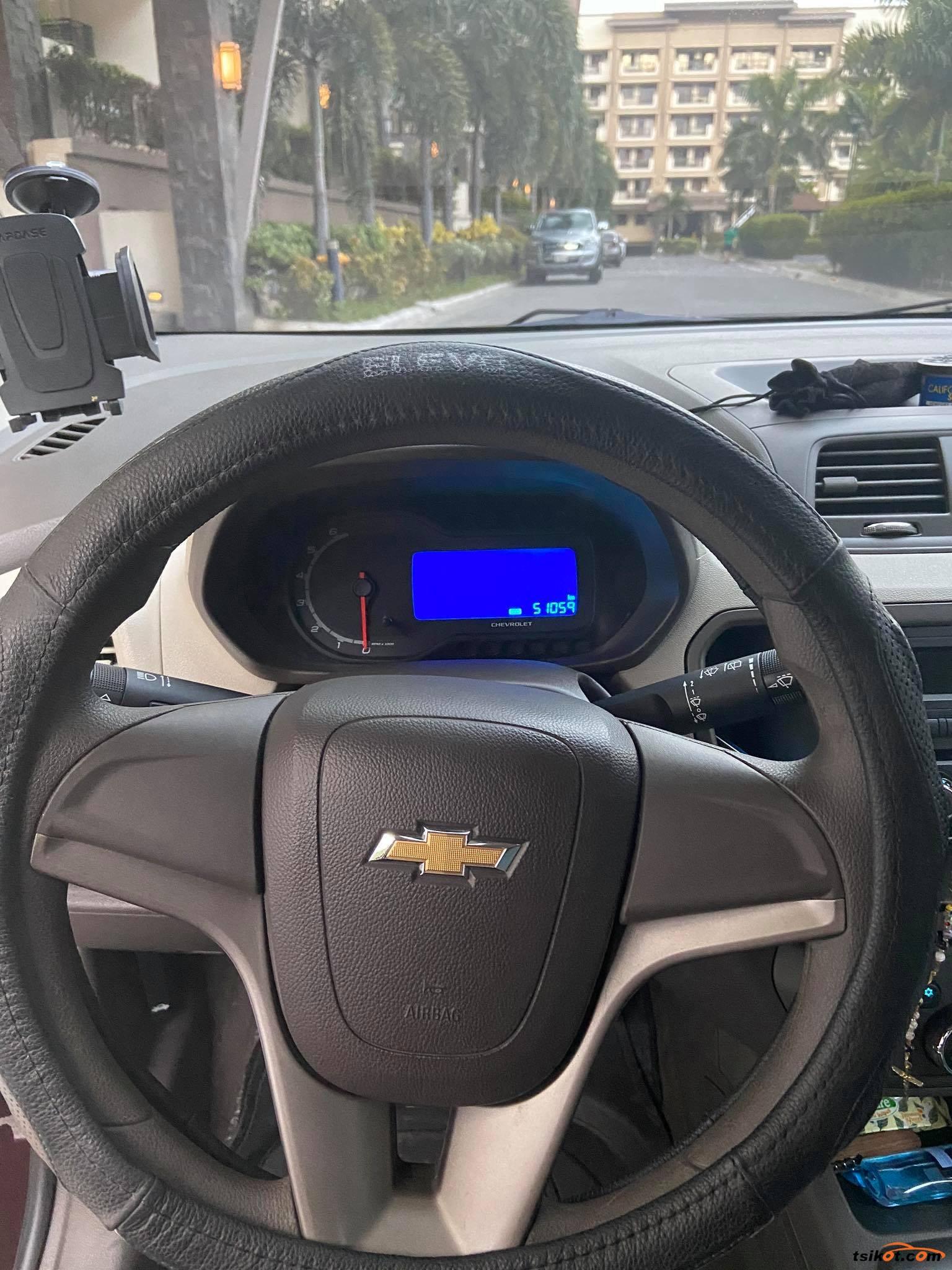 Chevrolet Spin 2015 - 1