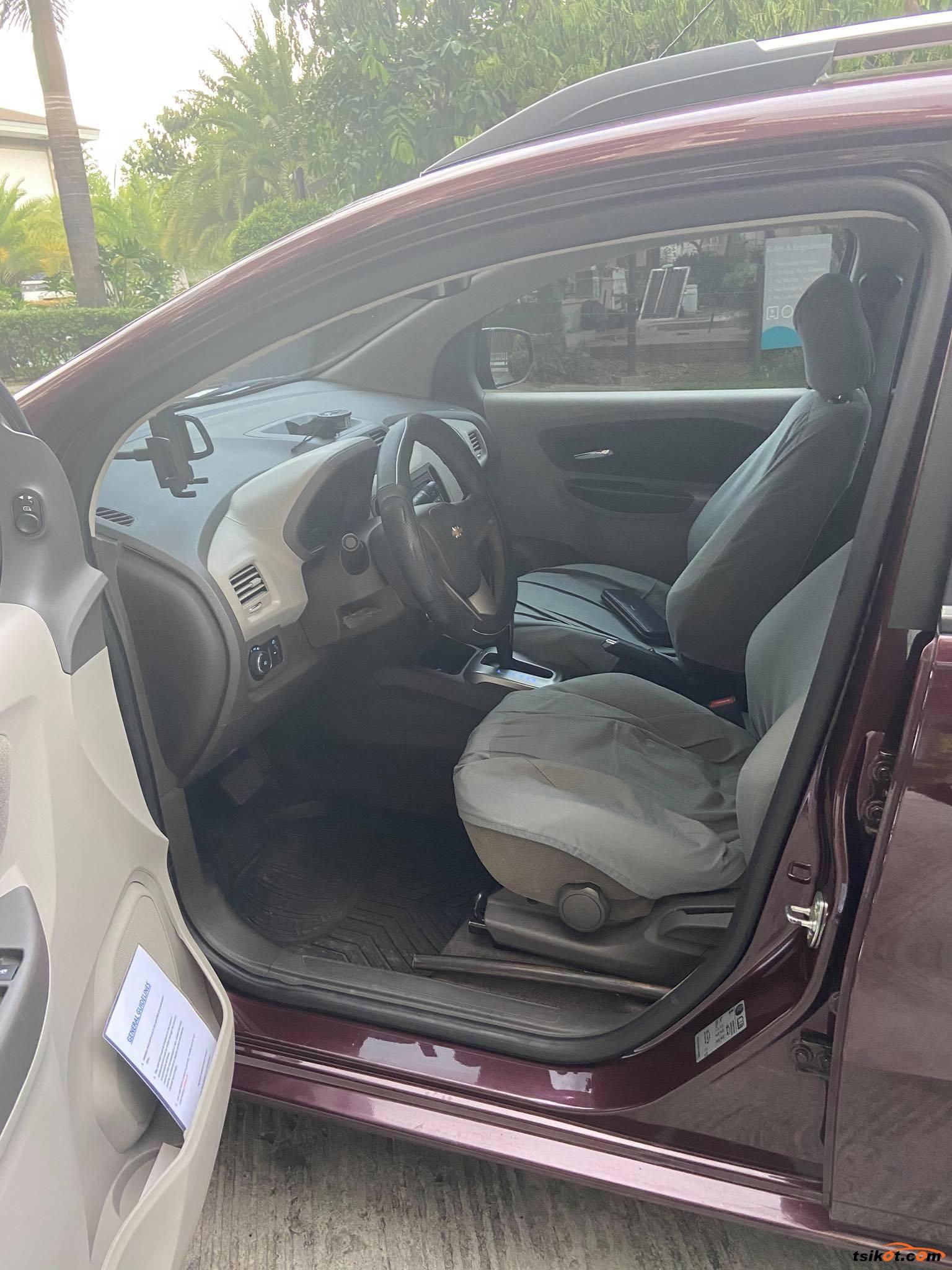 Chevrolet Spin 2015 - 10