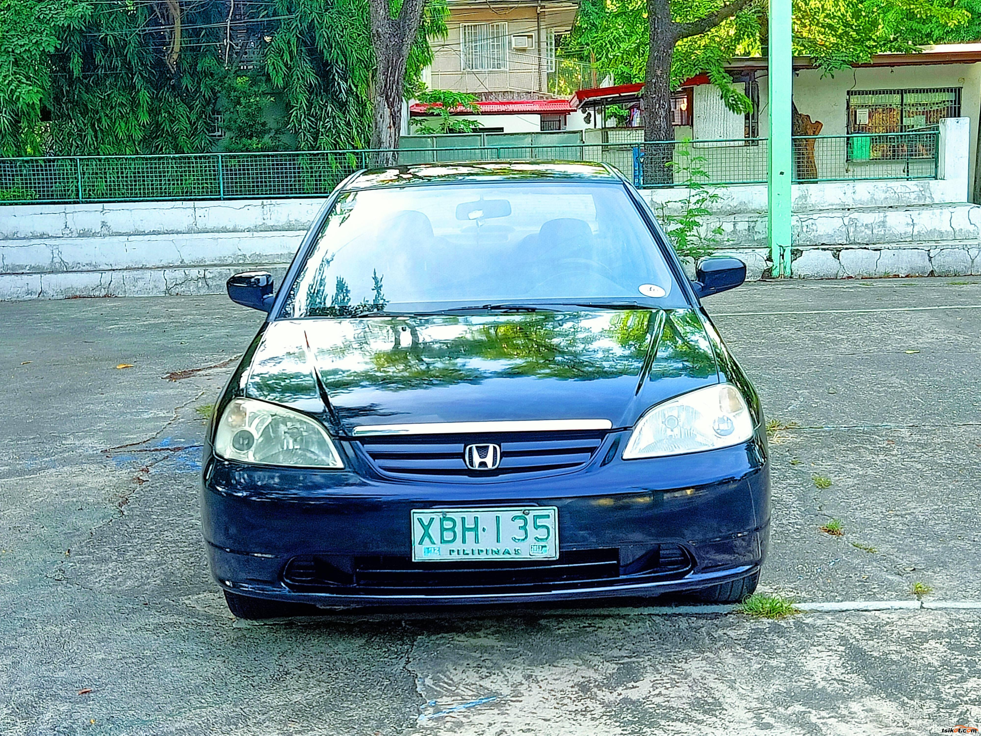 Honda Accord 2002 - 1
