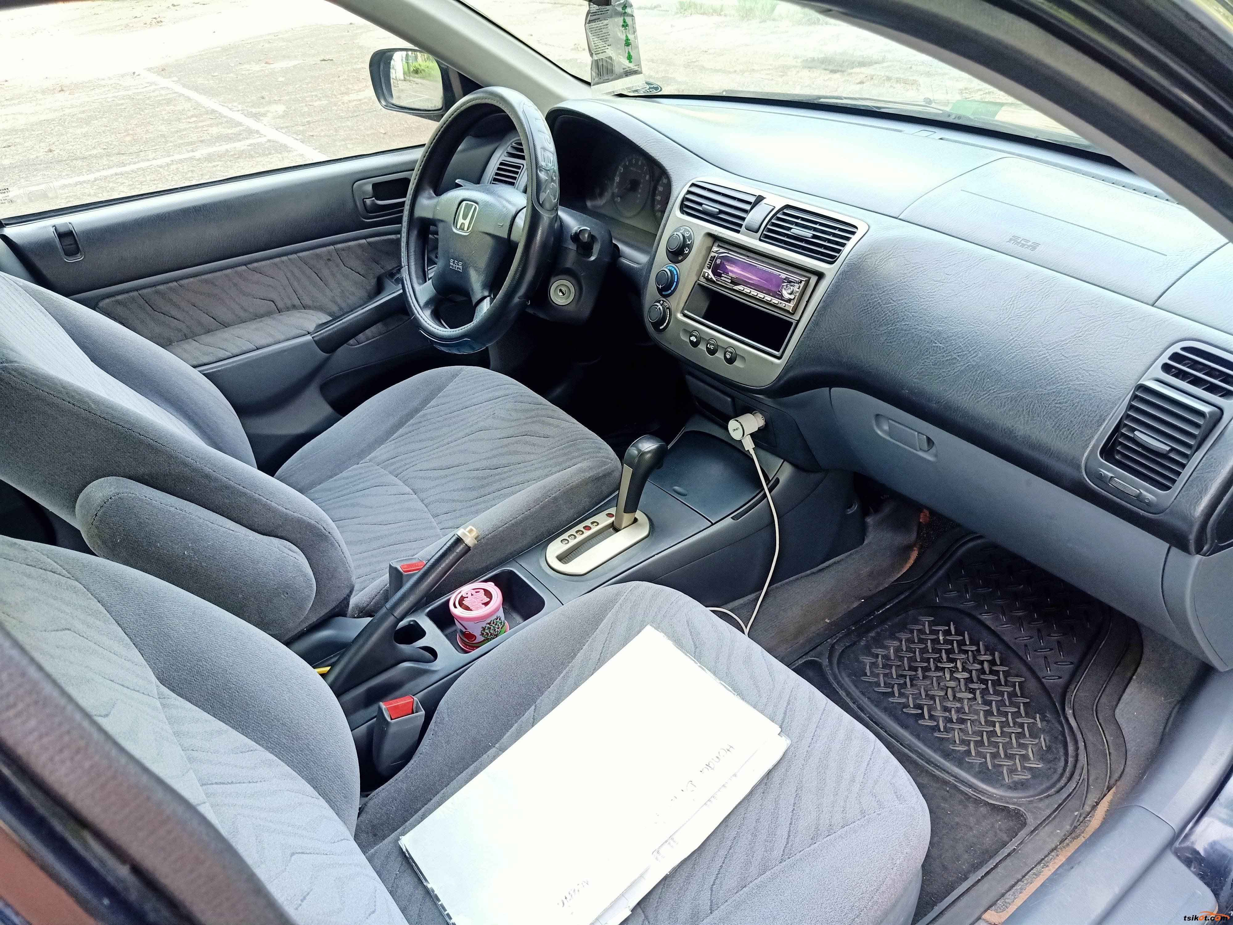Honda Accord 2002 - 3