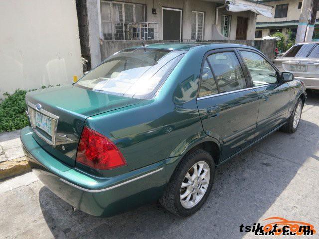 Ford Lynx 2003 - 2