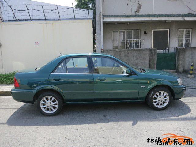 Ford Lynx 2003 - 3