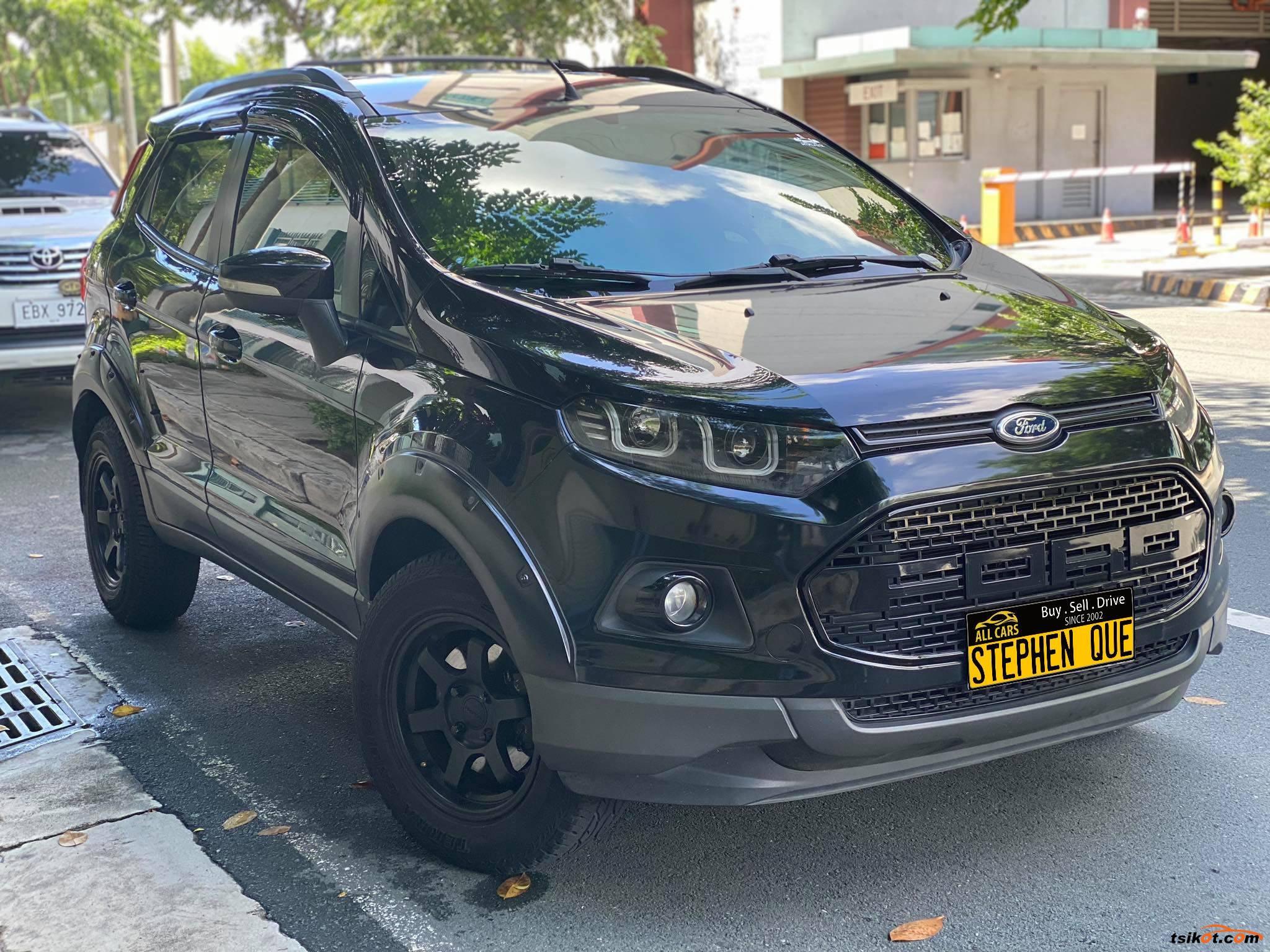 Ford Ecosport 2014 - 7