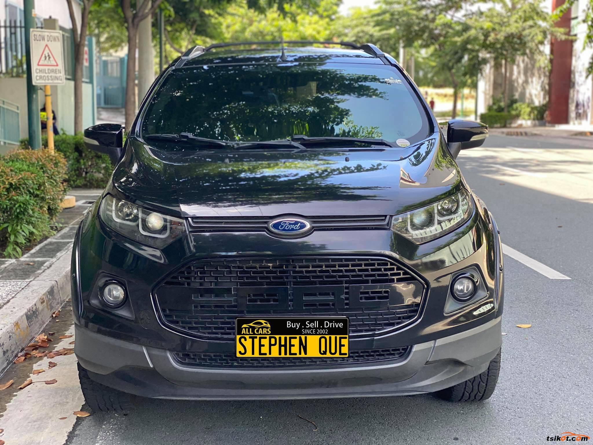 Ford Ecosport 2014 - 8