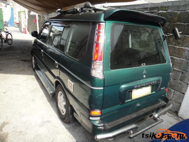 Mitsubishi Adventure 2003 - 1