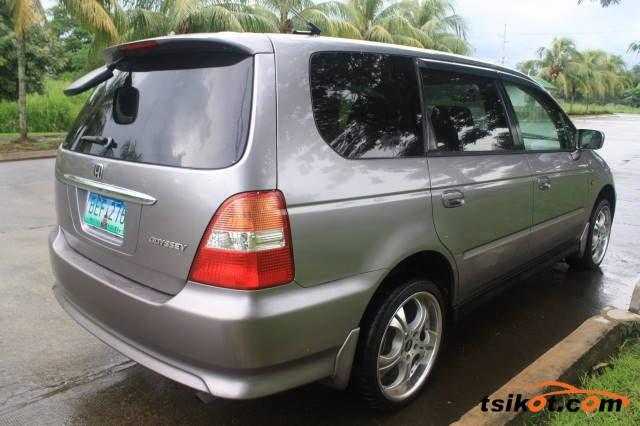 Honda Odyssey 2010 - 2