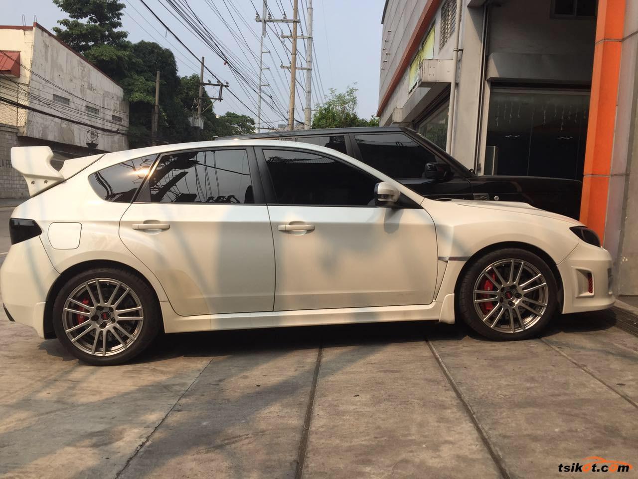 Subaru Impreza Wrx 2012 - 2