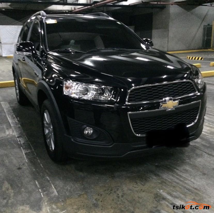 Chevrolet Captiva 2014 - 1