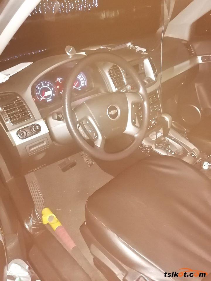 Chevrolet Captiva 2014 - 3