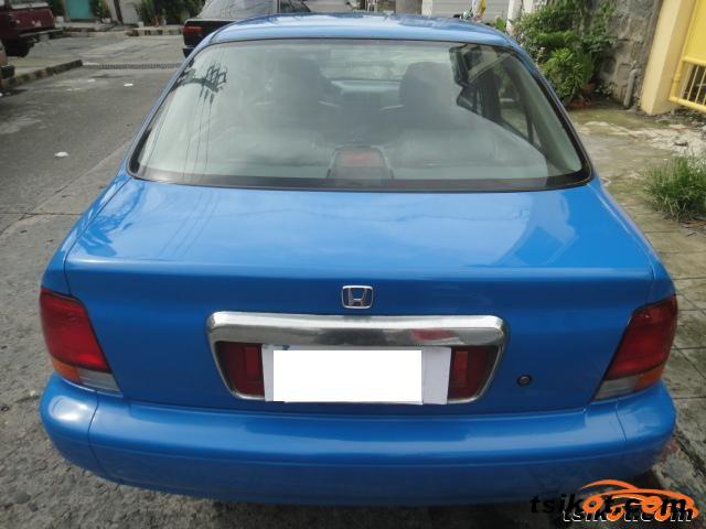 Honda City 1999 - 4