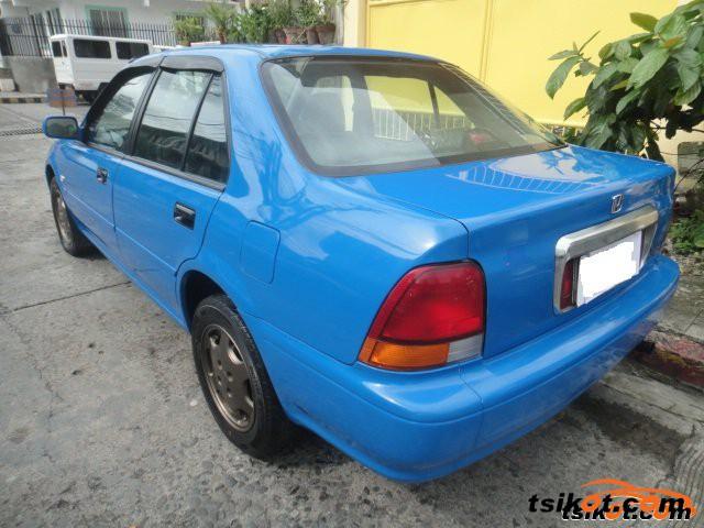 Honda City 1999 - 5