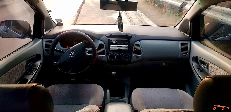 Toyota Innova 2008 - 8