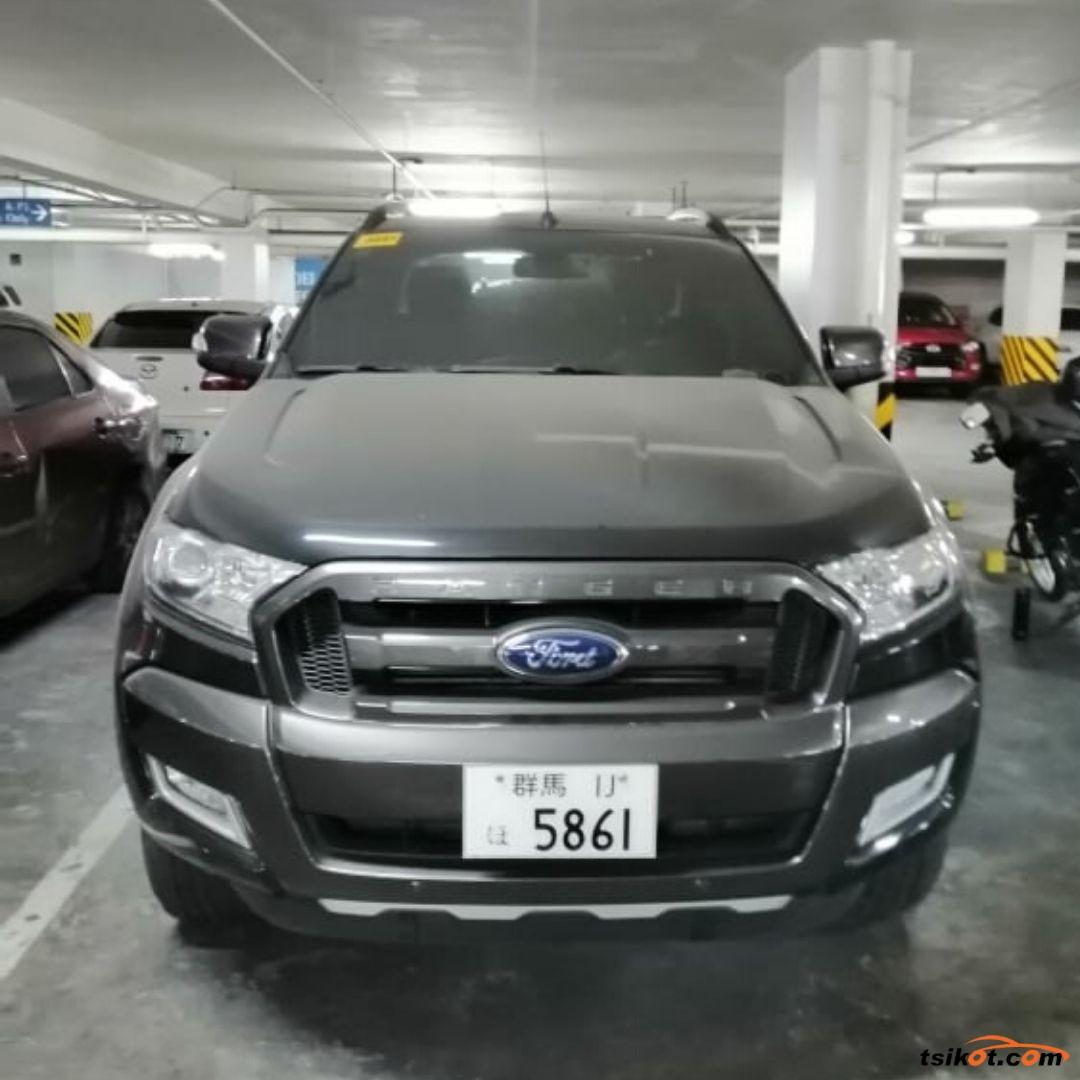 Ford Ranger 2015 - 1