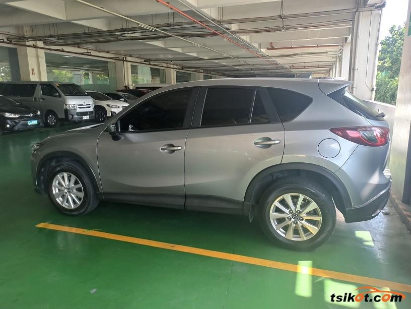 Mazda Cx-5 2013 - 2